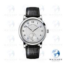 A. Lange & Söhne Platinum Manual winding Silver 40mm new 1815