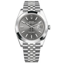 Rolex Datejust II Acier 41mm Gris France, Paris
