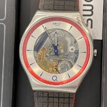 Swatch SS07Z102 New Steel 42mm Quartz