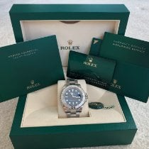 Rolex Yacht-Master 40 Steel 40mm Blue No numerals United States of America, New Jersey, Plainsboro