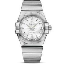 Omega Constellation Ladies Steel 35mm Silver No numerals