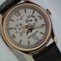 Patek Philippe Rose gold 39mm Automatic 5146R pre-owned Canada, Montreal