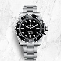 Rolex Submariner (No Date) Steel 40mm Black No numerals United Kingdom, Bath