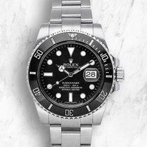 Rolex Submariner Date Steel 40mm Black No numerals United Kingdom, Bath