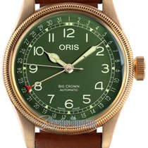 Oris Bronze 40mm Automatic 01 754 7741 3167-07 5 20 58BR 80th Anniversary Edition Bronze new United States of America, New York, Airmont