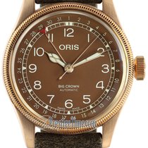 Oris Bronze Automatic 40mm new Big Crown Pointer Date