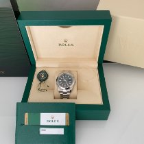 Rolex Datejust II Acier 41mm Noir France, Paris