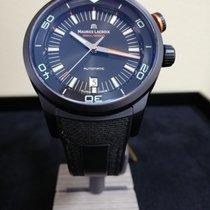 Maurice Lacroix Pontos S Diver Steel 43mm Black No numerals
