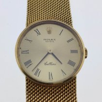 Rolex Oro amarillo 24mm Cuerda manual Cellini usados España, Valencia