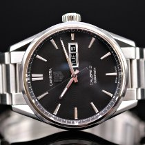 TAG Heuer Steel Automatic WAR201A pre-owned