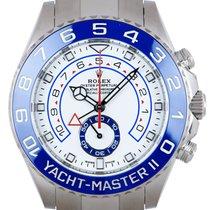 Rolex Yacht-Master II Steel 44mm White United Kingdom, London