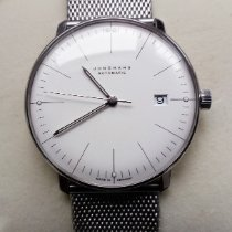 Junghans max bill Automatic Сталь Без цифр