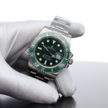 Rolex Submariner Date Steel 40mm Green No numerals UAE, Dubai