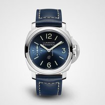 Panerai Special Editions Steel 44mm Blue United States of America, Iowa, Des Moines