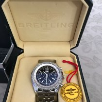 Breitling Bentley 6.75 A44362 Very good Steel 48mm Automatic