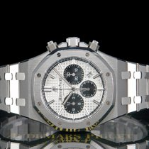 Audemars Piguet 26331ST.OO.1220ST.03 Acier 2019 Royal Oak Chronograph 41mm occasion