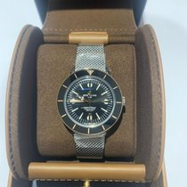 Breitling Superocean Heritage 42 Gold/Steel 42mm Black United States of America, Iowa, Des Moines