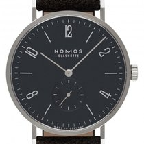 NOMOS Tangente 38 new 2020 Manual winding Watch with original box and original papers 167