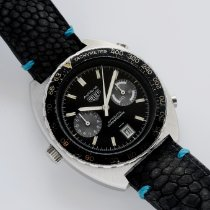 Heuer Steel 42mm Automatic 11630 pre-owned