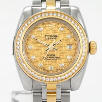 Tudor Classic Gold/Stahl 28mm Champagnerfarben Keine Ziffern Deutschland, München
