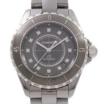 Chanel Automatic Grey 38mm pre-owned J12