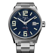 Ball NM9030B-S1C-BE New Steel 40mm Automatic