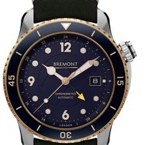 Bremont Titanium 43mm Automatic PROJECT-POSSIBLE-S new United States of America, New Jersey, River Edge
