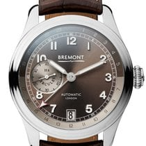 Bremont h-4 Hercules New Platinum 43mm Automatic United States of America, New Jersey, River Edge