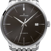 Junghans Meister Classic Steel 38.4mm Grey United States of America, New Jersey, River Edge