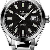 Ball Engineer III Acero 40mm Negro Sin cifras
