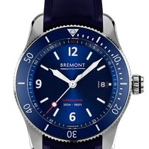 Bremont Steel 40mm Automatic S300 new United States of America, New Jersey, River Edge
