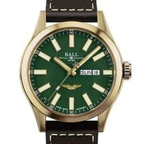 Ball Bronze Automatic Green Roman numerals 43mm new Engineer III