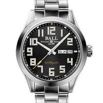 Ball NM2182C-S12-BK1 New Steel 40mm Automatic United States of America, New Jersey, River Edge