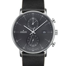 Junghans FORM C Steel 40mm Grey Arabic numerals United States of America, New Jersey, River Edge