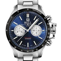 Ball Engineer Hydrocarbon Steel 42mm Blue No numerals United States of America, New Jersey, River Edge