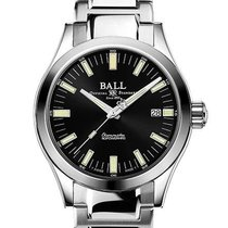 Ball Engineer M Steel 40mm Black No numerals United States of America, New Jersey, River Edge
