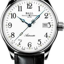 Ball Trainmaster NM3288D-LLJ-WH New Steel 40mm Automatic United States of America, New Jersey, River Edge