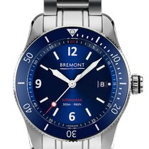 Bremont Supermarine S300/BL/BR New Steel 40mm Automatic