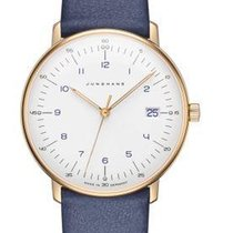 Junghans max bill Ladies Steel 32.7mm White United States of America, New Jersey, River Edge