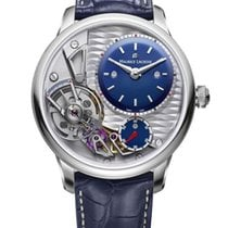 Maurice Lacroix new Automatic Skeletonized Display back Limited Edition Screw-Down Crown 43mm Steel Sapphire crystal
