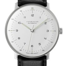 Junghans max bill Automatic Steel 38mm Silver United States of America, New Jersey, River Edge
