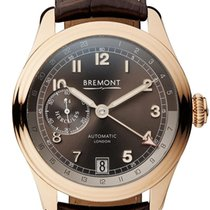 Bremont H-4-Hercules-Rose-Gold New Rose gold 43mm Automatic