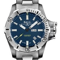 Ball Engineer Hydrocarbon Titanium 42mm Blue No numerals United States of America, New Jersey, River Edge