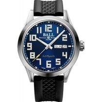 Ball Engineer III Stahl 40mm Blau Arabisch