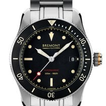 Bremont Supermarine S300/BK/BR New Steel 40mm Automatic United States of America, New Jersey, River Edge