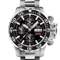 Ball Engineer Hydrocarbon Nedu Titanium 42mm Black No numerals United States of America, New Jersey, River Edge
