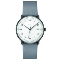 Junghans max bill Automatic Steel 38mm White Arabic numerals United States of America, New Jersey, River Edge