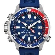 Citizen Promaster Marine Steel 46mm Blue No numerals United States of America, New Jersey, River Edge