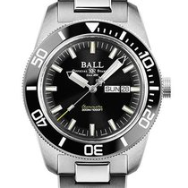 Ball Engineer Master II Skindiver Steel 42mm Black No numerals United States of America, New Jersey, River Edge