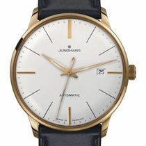 Junghans Meister Classic Steel 38.4mm Silver United States of America, New Jersey, River Edge